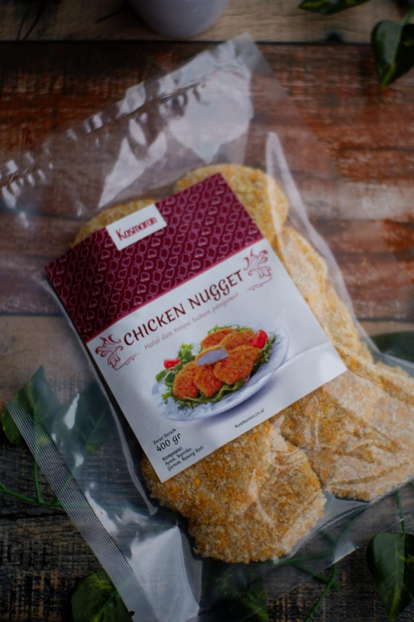 Nugget Frozen Food
